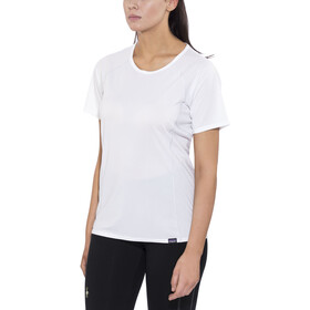 Patagonia Capilene Lightweight t-shirt Dames wit